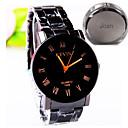 personalizirane dar muška povremeni sat čelična traka urezani sat