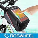 ROSWHEEL® Bike Bag 1.8LBike Frame Bag / Mobitel Bag Višenamjenski / Touch Screen Bicikl Bag PVC / 600D poliester / TactelTorbe za