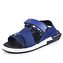 Muške cipele Aktivnosti u prirodi Eko koža Sandale Crna/Plava