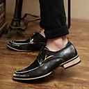 Muške cipele Ležerne prilike Umjetna koža Oksfordice Crna