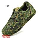 Běžecké boty Unisex Protiskluzový Polstrování Odolný proti opotřebení Outdoor Výkon Cvičení Klasické Smíšené barvyPerforovaný materiál