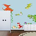 zid naljepnice zid naljepnice style novi dinosaur zoo PVC zidne naljepnice