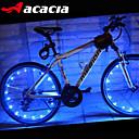 Svjetla za bicikle / svjetla kotača LED - Biciklizam cell baterije 400 Lumena Baterija / USB Biciklizam-Bagrem®