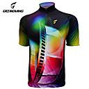 Getmoving® Biciklistička majica Žene / Muškarci / Uniseks Kratki rukav BiciklProzračnost / Quick dry / Anatomski dizajn / Ultraviolet