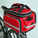 WESTBIKING® 自転車用バッグ 10-25LL自転車用リアバッグ/自転車用サイドバッグ / バックパックカバー 防水 / 速乾 / 防雨 / 反射ストリップ / 防塵 / 防湿 / 耐久性 自転車用バッグ ナイロン / メッシュ / 防水素材 / 300Dポリエステル