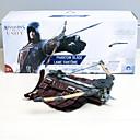 Zbraň Inspirovaný Assassin's Creed Assassin Anime Cosplay Doplňky Návleky na ruce Biały PVC Pánský / Dámský