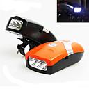 Světla na kolo / Přední světlo na kolo LED - Cyklistika s houkačkou Lumenů Baterie Cyklistika