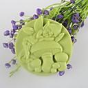 houby duch ve tvaru mýdlo plísně mooncake forma fondant dort čokoláda Silikonová forma, dekorace nástroje bakeware