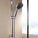 ハンドシャワー 現代風 高級ABS ブラッシュドニッケル