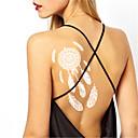 Yimei - Tetovaže naljepnice - Others - za Žene/Muškarci/Odrasla osoba/Boy - Uzorak - 20.5*10.5cm - Non Toxic/Waterproof - 5 kom. - (