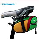 ROSWHEEL® Bike Bag 0.8LBike Saddle Bag Vodootporno / Vodootporni patent / Podesan za nošenje / Otporno na trešnju Bicikl Bag600D