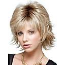 doista izuzetna puna glava kratka kovrčava kosa sintetičkih perika za žene