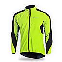 NUCKILY® Biciklistička jakna Muškarci Dugi rukav Bicikl Prozračnost / Ugrijati / Vjetronepropusnost / Reflektirajuće trake