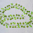 ostavlja Boston bršljanova poliester biljke umjetnog cvijeća (1pc)