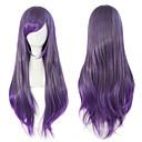 anime móda musí mít festivalové dlouhé barevné kvalitní vlasy paruky