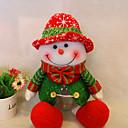 vánoční dárek krytý vánoční dekorace Santa Claus sněhulák Elk kulový zásobník dovolená cukroví lze box