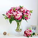 Polyester Hortenzije Umjetna Cvijeće
