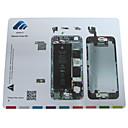 iPhone 6用の磁気ネジマット技師修理パッドガイド