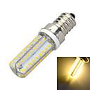 6W E14 LEDコーン型電球 B 72 SMD 3014 400-500 lm 温白色 / クールホワイト 装飾用 交流220から240 V 1個