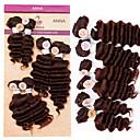 Precolored Vazby na vlasy Brazilské vlasy Velké vlny Vazby na vlasy