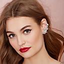 イヤリング 耳の袖口 ジュエリー 2 個 合金 / キュービックジルコニア 女性 ゴールデン
