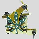 コイルタトゥーマシン プロキッチンタトゥーマシン 合金 ライナーとシェーダ 浮彫り