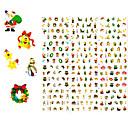 抽象画 - フィンガー - ネイルジュエリー - 20.8*18.5cm CM