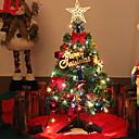 Umělá hmota Vánoční strom Umělé květiny