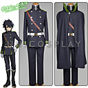 Inspirirana Hunter x Hunter Yui Anime Cosplay nošnje Cosplay Suits Jednobojni Crna Top / Shirt / Gloves / Pojas / Clock/Watch