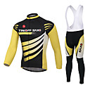 Kompleti odjeće/odijela Bicikl Quick dry / Vjetronepropusnost / Prašinu / Lagani materijali / Pad 3D / Puha Uniseks Terilen