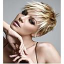 Nový produkt blond krátké Syntheic rozšíření vlny paruka špičková kvalita
