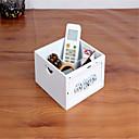 Zakka dřevěná bedna desktop úložný box multifunkční kosmetický šperky