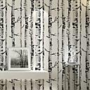 Copaci/Frunze Tapeta Suvremena Zidnih obloga,Netkani papir Da