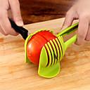 1枚 Apple オレンジ ポテト トマト レモン カッター&スライサー For 野菜のための プラスチック クリエイティブキッチンガジェット アイデアジュェリー
