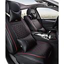 元の車の座席の新しいフルレザー刺繍車のシートカバークッション自動車内装保護