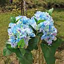 家の装飾の花のキット1個/セットのための高品質のアジサイの花シルクフラワーシルクフラワー造花