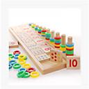 幼児期の子供のおもちゃは、デジタルペアリング幼児の数学パズル