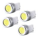 4 kom. T10 w5w 501 svjetlosnih vođene svjetla za čitanje kennzeichenbeleuchtung bijeli 12V