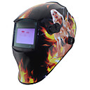 utemeljena procjena alat za zavarivanje se kontrola solarna li baterija auto tamniju TIG MIG maska za varenje / kacige / kapa /