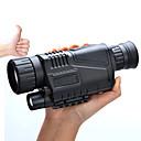 Lingrui 5-8X40 mm Monokulár Night Vision Goggles Armáda Noční vidění Obecné Lovecká Armáda BAK4 Tam Çoklu-kaplamalı Běžný Infračervené