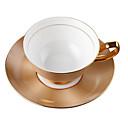 keramický šálek čaje 1ks odpolední čaj porcelán Britský styl