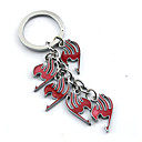 More Accessories Inspirirana Fairy Tail Cosplay Anime Cosplay Pribor Privjesak Crna / Crvena / Plava Alloy Male / Female