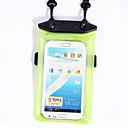 ドライボックス / 防水バッグ ユニセックス 携帯電話 / 防水 / タッチスクリーン ダイビング&シュノーケリング ブラック PVC
