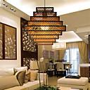 12W Privjesak Svjetla ,  Retro Others svojstvo for LED Wood/Bamboo Living Room / Bedroom / Dining Room / Study Room/Office / Hallway