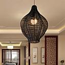 Závěsná světla ,  Retro Ostatní vlastnost for LED Pryskyřice Obývací pokoj Ložnice Jídelna studovna či kancelář Chodba