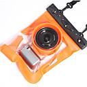 תיבה יבשה חומר PVC עמיד למים עבור מצלמה 18 * 10 * 5 (בצבעים אקראיים)