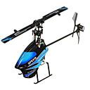 wltoys v933 2.4GHz 6 kanálový Bezpadlové rc vrtulník rtf 3d letět s LCD rc ar. drone letadla