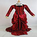steampunk® gothic Lolita haljine crvena Halloween dress wholesalelolita dizajn