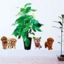 Životinje / Botanički / Mrtva priroda / Moda / Slobodno vrijeme Zid Naljepnice Zidne naljepnice,PVC 70*50*0.1