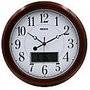 Kulatý Módní a moderní Nástěnné hodiny,Ostatní Dřevo 40*40*2.5